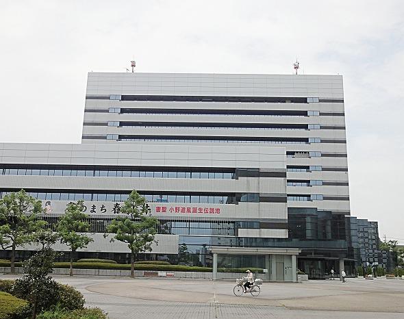 春日井市役所