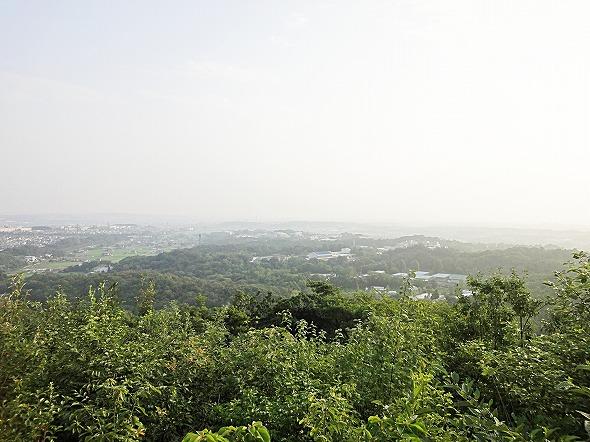 西高森山絶景
