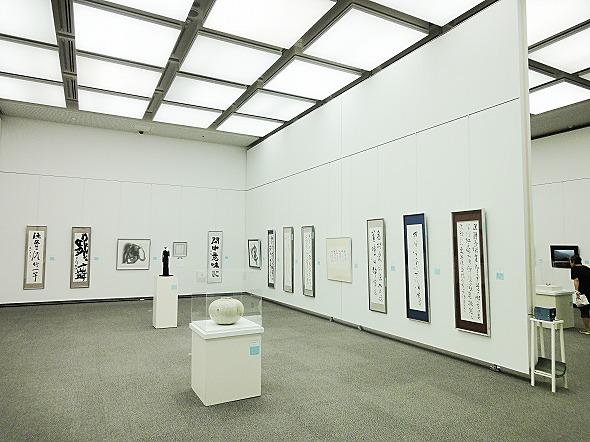 春日井市民美術展覧会写真