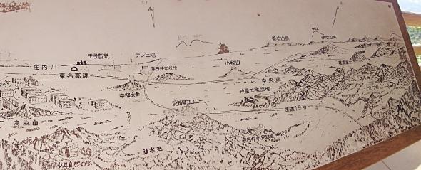 春日井市地図