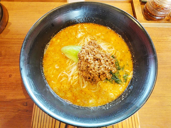 錦城担々麺