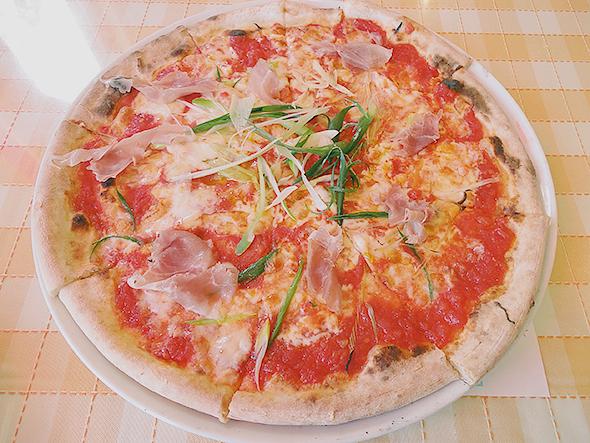 マリノのピッツア