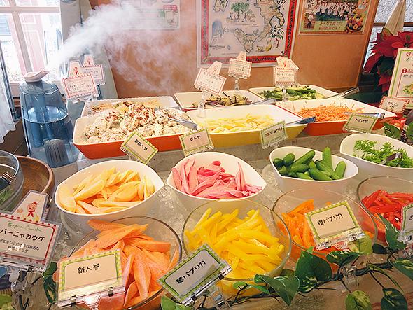 マリノ春日井サラダ