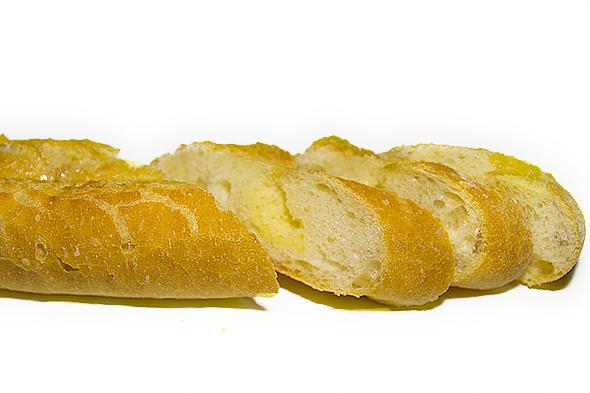 グラーノグラーノの練乳フランスパン