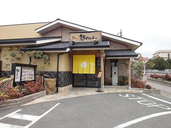 鈴のれん-春日井市東野町にある和食メインのお食事処