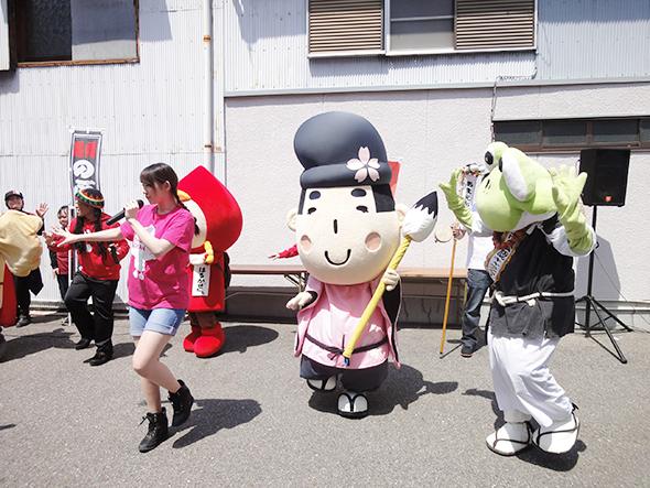 春日井市キャラクター