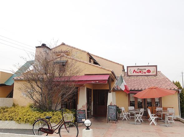 ピッツェリアマリノ高蔵寺店家族や仲間でにぎわうイタリアンのお店
