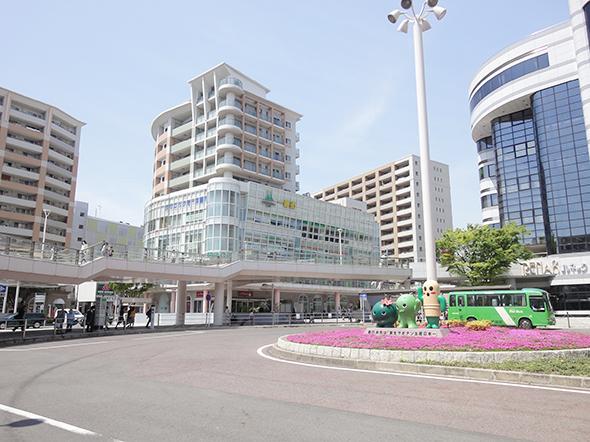 勝川駅北口