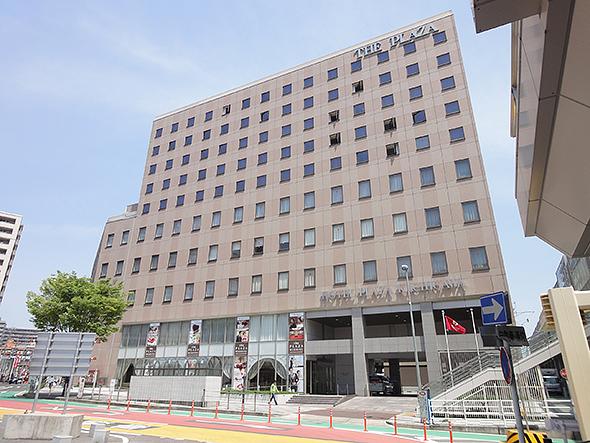 ホテルプラザ勝川は勝川駅前の評判の宿