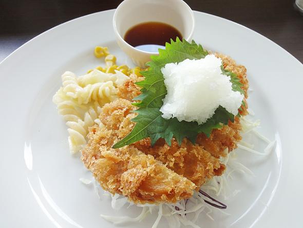 春日井市役所12階の展望レストランオガッシ食堂
