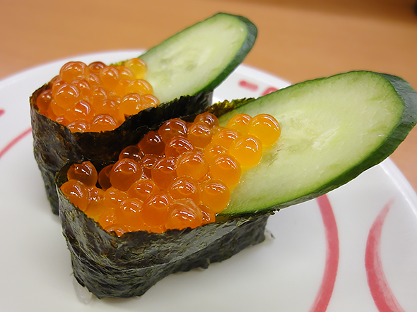 スシローのラーメンと人気寿司ネタランキング