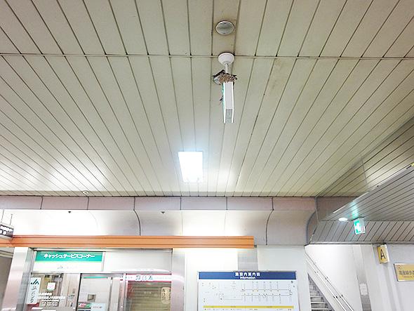 高蔵寺駅コンコース