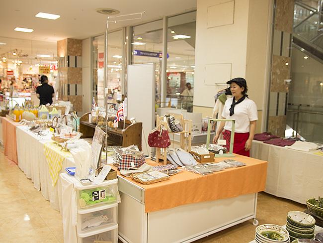 さんぽ高蔵寺サンマルシェに出店情報とCAFEギャラリー集(つどい)