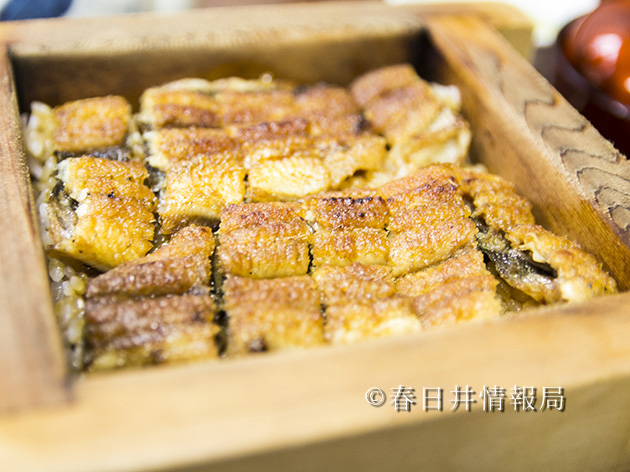 柳川-春日井市六軒屋町にあるうなぎのせいろ定食で有名な鰻の名店