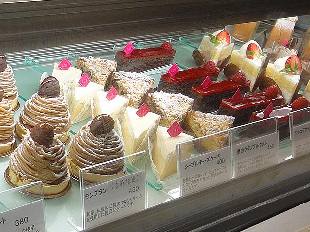 アウラのケーキ