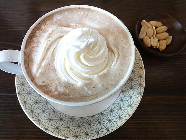 AURAのウィンナーコーヒー