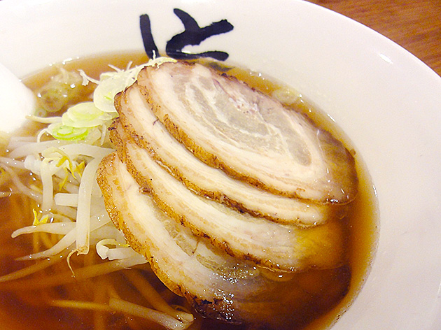 とんとん春日井店チャーシュー麺