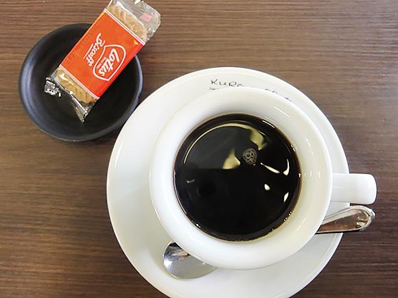 クロカフェ(KURO cafe)春日井市西山町春日井市民病院近くのカフェ